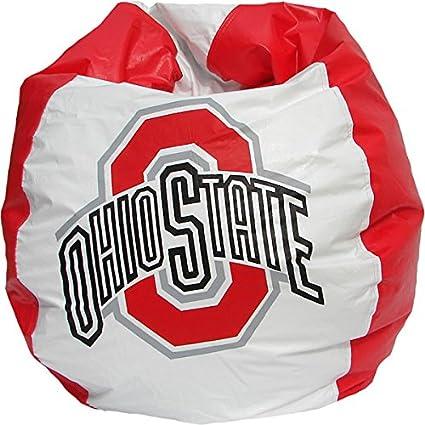 Amazoncom Bean Bag Boys Bean Bag Ohio State Buckeyes Kitchen
