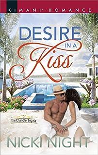 Book Cover: Desire in a Kiss