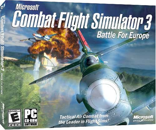 Combat Flight Simulator 3: Battle For Europe - (Pc Combat Flight)