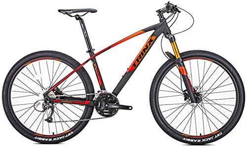 NENGGE Adulto Bicicleta Montaña, 27 Velocidades 27.5 Pulgadas ...
