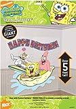 Amscan – 5′ SpongeBob Happy Birthday Wall Decoration, Health Care Stuffs