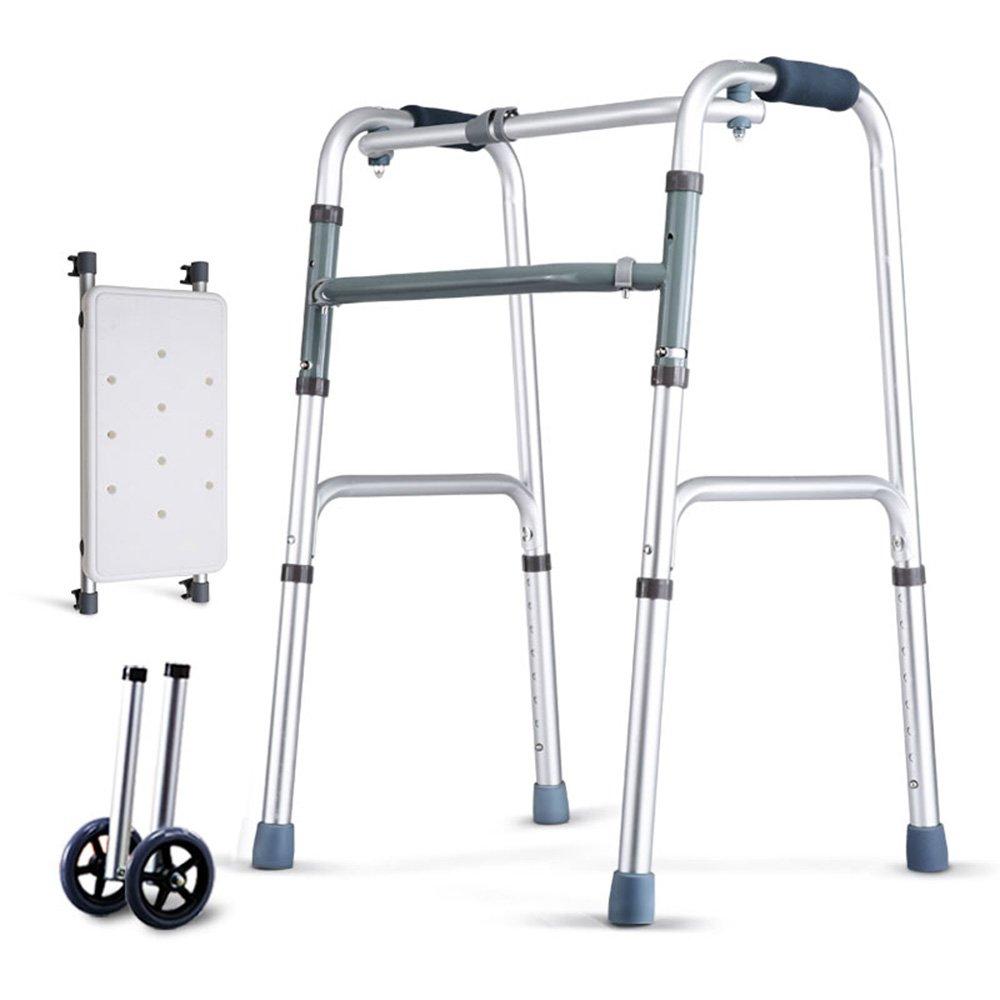 QFFL 松葉杖歩行不可能なハンドスツールベンチウォーキングエイズ6色をご利用いただけます 松葉杖ウォーカー ( 色 : E ) B07B2NF5RF E E
