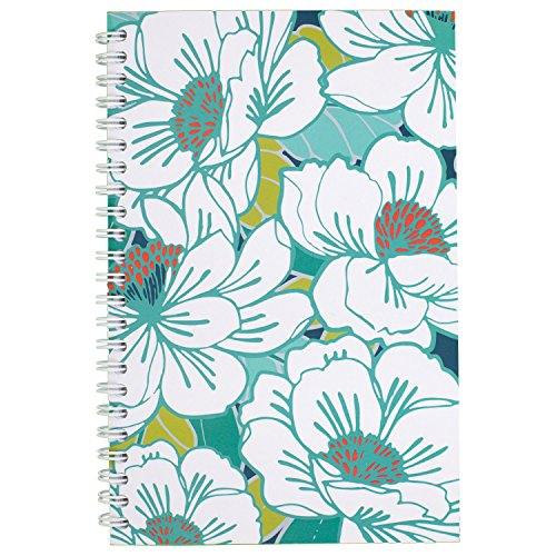 "AT-A-GLANCE Academic Weekly / Monthly Planner, July 2017 - June 2018, 4-7/8"" x 8"", Customizable, Mia (1018-201A)"