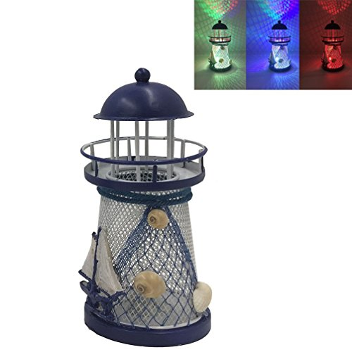 Outdoor Lighthouse Lamp - 8