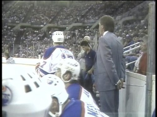 Edmonton Oilers Game (Philadelphia Flyers at Edmonton Oilers, 1987)
