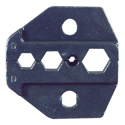 Parts Express Hex Type Crimp Die For RG-6/RG-59/RG-58/Center (Hex Die Adapters)