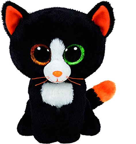 Ty Beanie Boos Frights - Black Cat (Halloween Stuffed Animals)