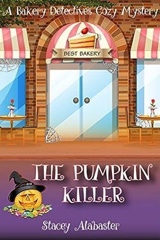 book cover of The Pumpkin Killer