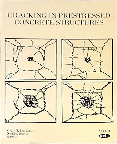 Cracking in Prestressed Concrete Structures (Publication American Concrete Institute, Sp 113)