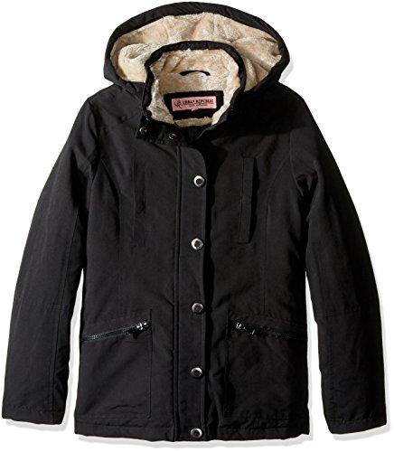Urban Republic Microfibre Hooded Jacket