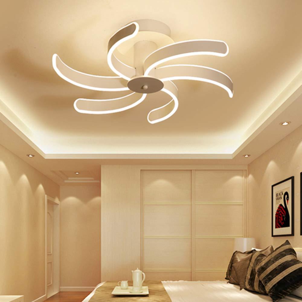 Amazon.com: GlanzLight GL-62793-6 - Lámpara de techo para ...
