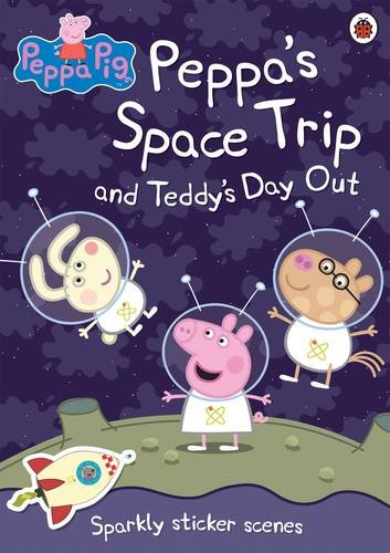 peppa pig: peppa's space trip ebook