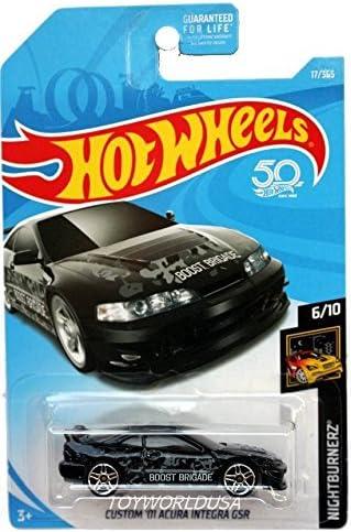 Hot Wheels 2018 Custom '01 Acura Integra GSR !! Neu !!!