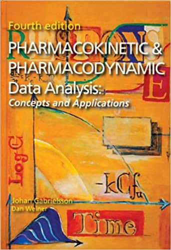 Pharmacokinetic and Pharmacodynamic Data Analysis: Concepts