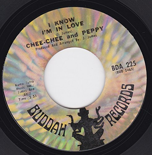 """Search : 45vinylrecord I Know I'm In Love/My Love Will Never Fade Away (7""""/45 rpm)"""