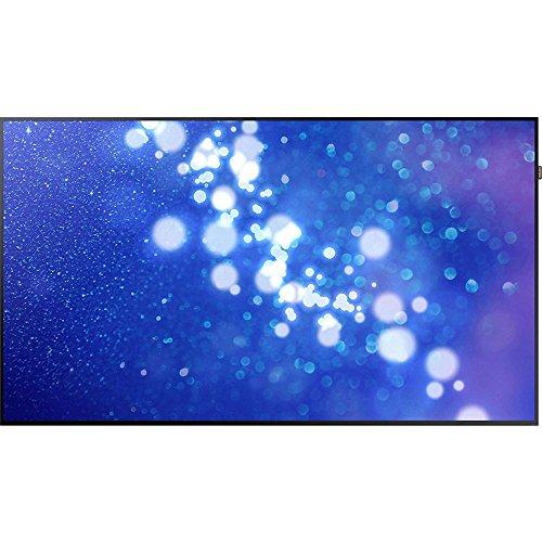 Series Wide Lcd Flat Panel - Samsung DM75E/US DM75E, 75'' 1080p Full HD LED-Backlit LCD Flat Panel Display, Black