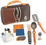 GSI Outdoors - Gourmet Kitchen Set 11, Camping Cookset, Superior Backcountry Cookware Since 1985