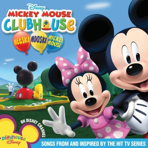 2009 Mickey Mouse - Mickey Mouse Clubhouse: Meeska by Various (2009-10-26)