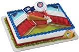 MLB Home Run Chicago Cubs Decoset ~ Cake Topper