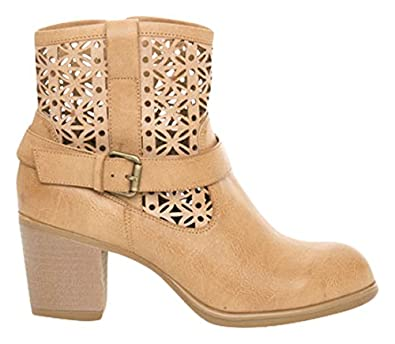 Maria Mare Damen 66126 Kleid-Schuhe, Waxed Cuero, 41 EU