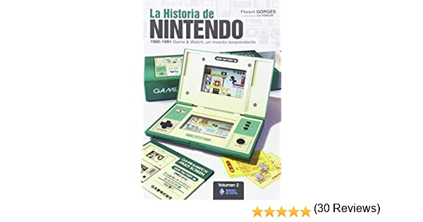 La Historia de Nintendo Vol.2: Amazon.es: Gorges, Florent, Quintana Déniz, Cristina: Libros