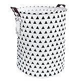 FANKANG Large Laundry Basket Hamper Storage Bin Collapsible Triangle Deal