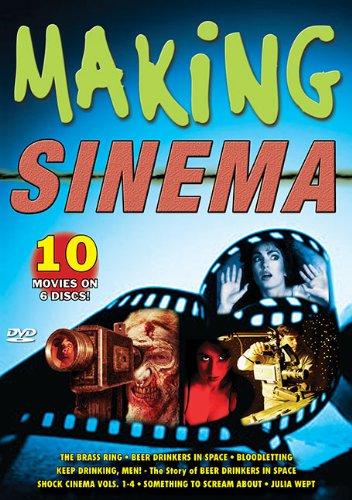 Making Sinema by Fat Cat DVD (Tempe Video)