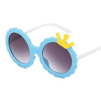 Gafas De Sol para Niños, Crown Niños Niño Niña Gafas Gafas ...