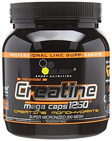 shoes for cheap really comfortable presenting Amazon.com: Olimp Creatine 1250 Mega Capsules - Pack of 400 ...