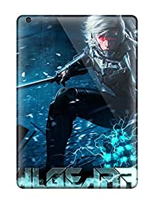 Moddcasess Perfect Tpu Cases For Ipad Air/ Anti-scratch Protector Cases (metal Gear Rising Revengeance)