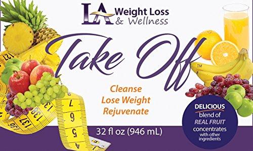 La weight loss kick off juice