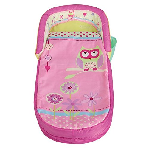 My First ReadyBed, Sleepytime Owl (Pink) by Words Apart, Ages 18 Months - 3 Years ()
