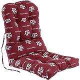 College Covers Texas a&M Aggies Adirondack Chair Cushion, Red