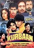 Kurbaan ((Bollywood Movie / Indian Cinema / Hindi Film / Salman Khan / Actress Names / DVD)