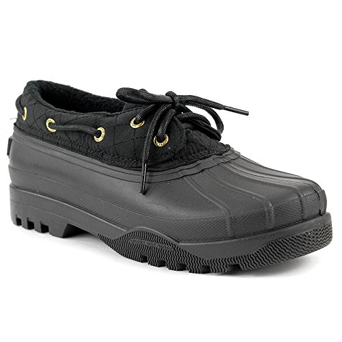 Sperry Top-sider Womens Airon Seal Winter Shoe (7,5 B (m) Us, Trapuntato Nero)
