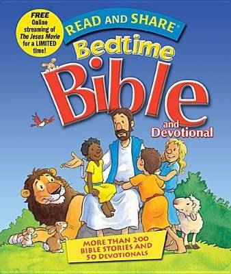 [(Read and Share Bedtime Bible: More Than 200 Bible Stories and 50 Devotionals )] [Author: Gwen Ellis] [Oct-2012] ebook