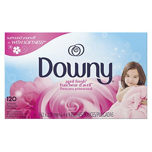 Downy April Fresh Fabric Softener Dryer Sheets 120-Count ONLY $3.25 Shipped!