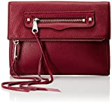 Rebecca Minkoff Small Regan Clutch, Tawny Port