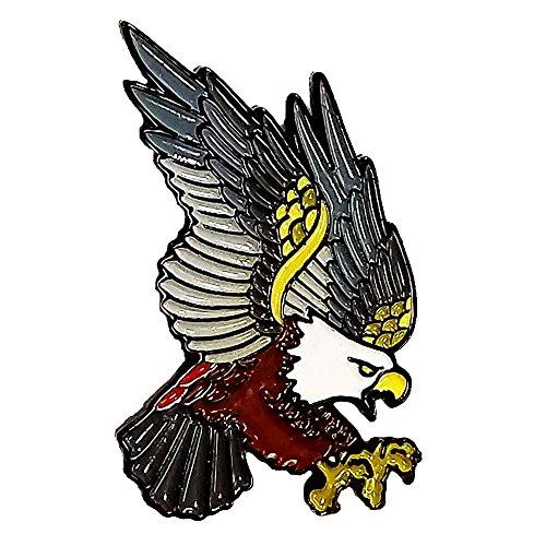 Eagle Enamel Pin -