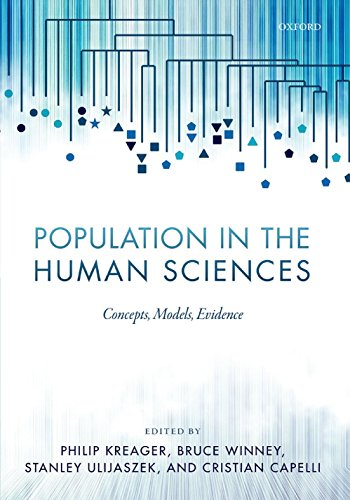 Download Population in the Human Sciences: Concepts, Models, Evidence Pdf