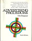 Advertising Procedure, Otto Kleppner and Stephen A. Greyser, 0130180696