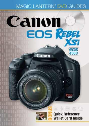 Magic Lantern DVD Guides: Canon EOS Rebel XSi EOS 450D (Canon Magic Lantern)