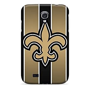 Zheng caseGalaxy S4 Case Bumper Tpu Skin Cover For New Orleans Saints Accessories