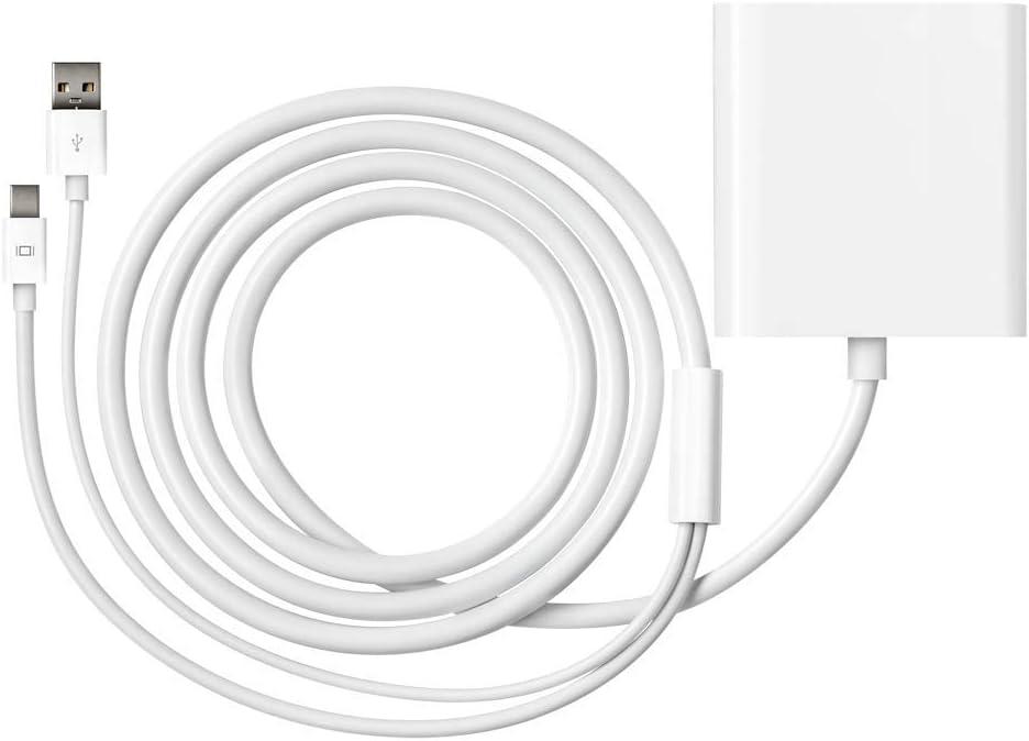 Visiontek 900640 Mini Displayport To Dual Link Adap Dvi-d Active Adapter Cable