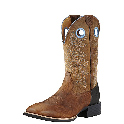 Men's Ariat 'Heritage Cowhorse' Square Toe Cowboy Boot, Size