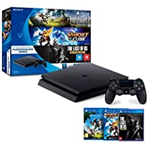 Playstation 4 Slim - Console 500 GB com Pacote Playstation Hit