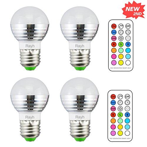 light bulbs colored - 9