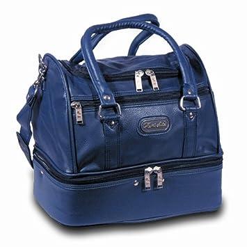 Henselite Sydney - Bolsa para bolos (piel sintética) azul ...