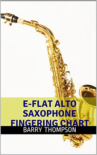 Eb Alto Saxophone Fingering Chart