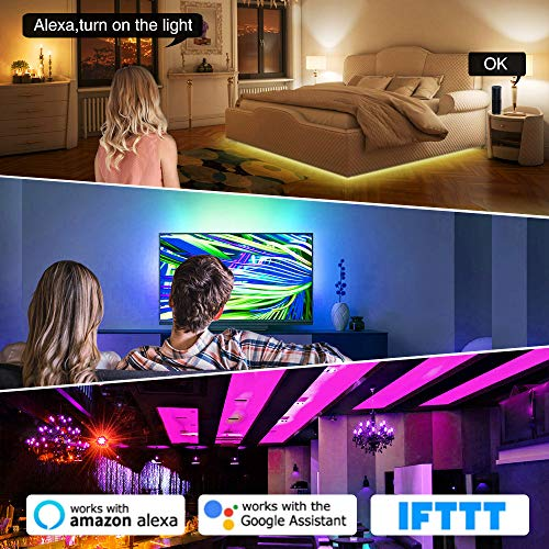 Solmore Smart Voice Control LED Light Set